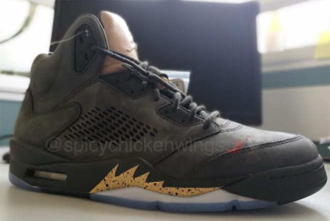 info for b84f4 444ed Air Jordan 5 Premium Take Flight Sample