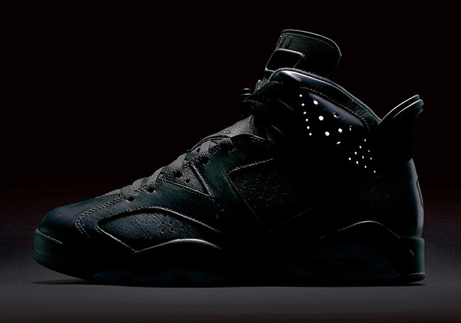 Air Jordan 6 All Star Chameleon 2017