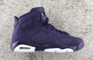 Air Jordan 6 GS Purple Dynasty