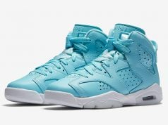 Air Jordan 6 Still Blue Pantone