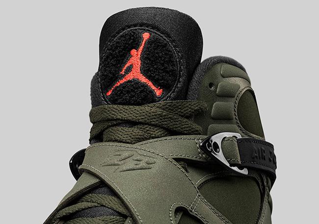 Air Jordan 8 Take Flight Release