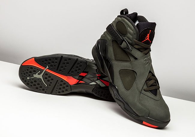 Air Jordan 8 Take Flight Retro Release