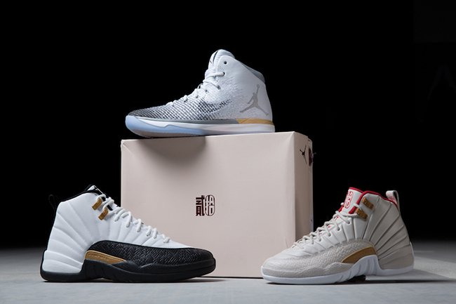 Air Jordan Chinese New Year Collection