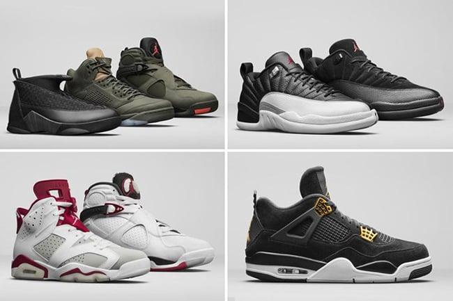 Air Jordan Spring 2017 Collection