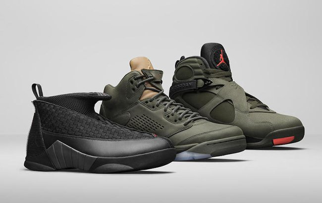 Air Jordan Take Flight Collection