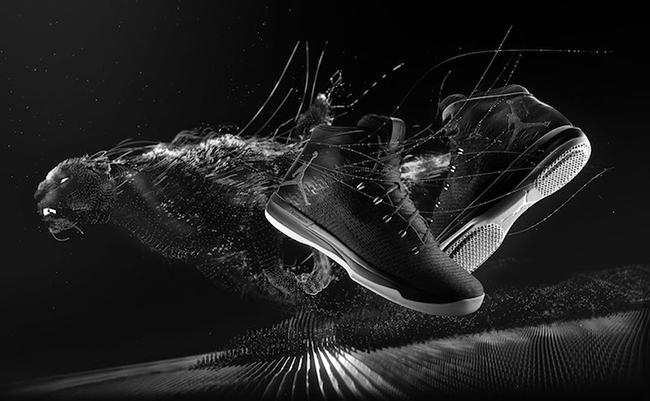 Air Jordan XXX1 31 Black Cat