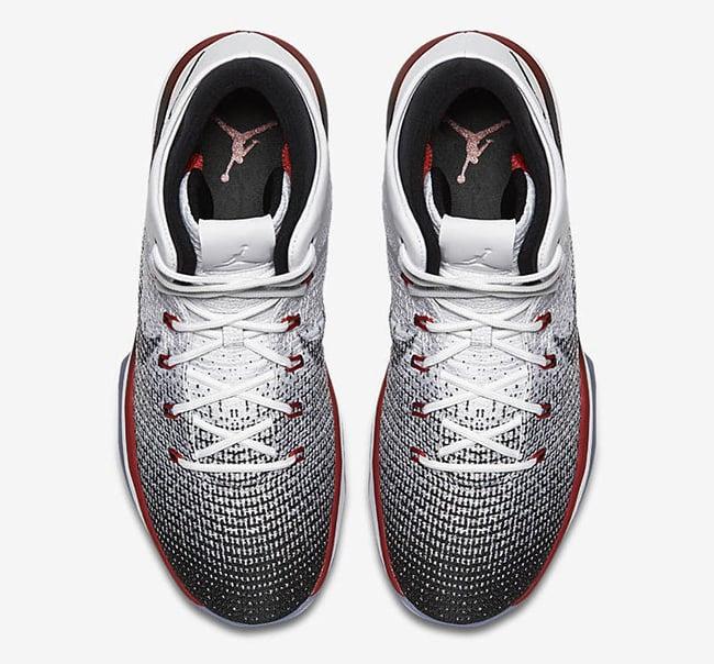 Air Jordan XXX1 Black Toe Release