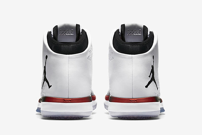 Air Jordan XXX1 Black Toe Release