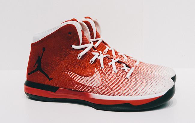 Air Jordan XXX1 Christmas PE