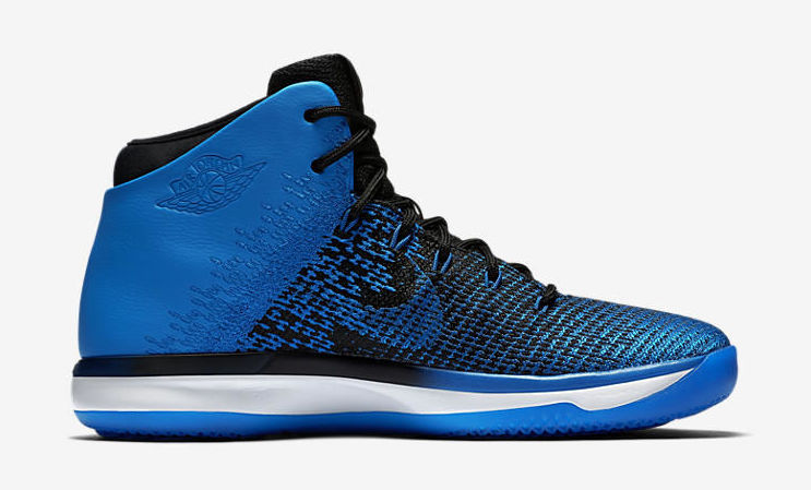 Air Jordan XXX1 Royal Release