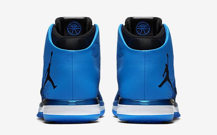 Air Jordan XXX1 Royal Release