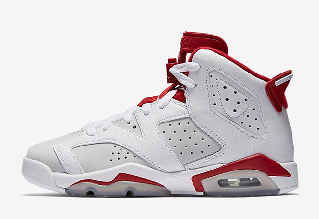 Alternate Air Jordan 6 GS