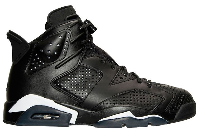 Black Cat Air Jordan 6