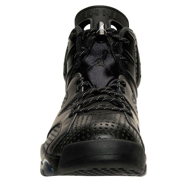 Black Cat Air Jordan 6