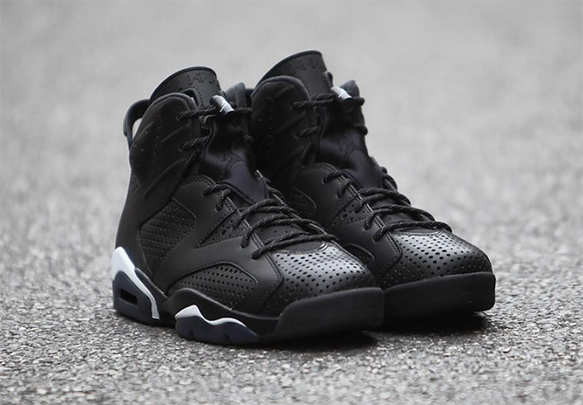 Black Cat Air Jordan 6 Retro Release Info da00f396a070