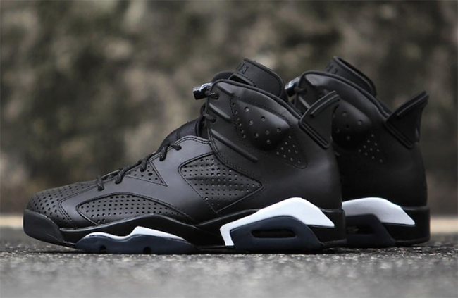 Black Cat Air Jordan 6 Retro Release Info
