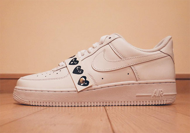 Comme Des Garcons 1 Nike Air Force 1 Garcons Bajo Zapatillafiles aa9af1