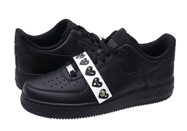 nouvelle arrivee 213b8 183ce Comme des Garcons x Nike Air Force 1 Low Emoji Pack ...