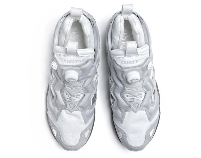 Concepts x Reebok Insta Pump Fury CC Platinum