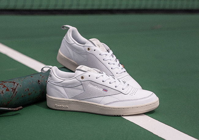 Crossover x Reebok Club C Release Date