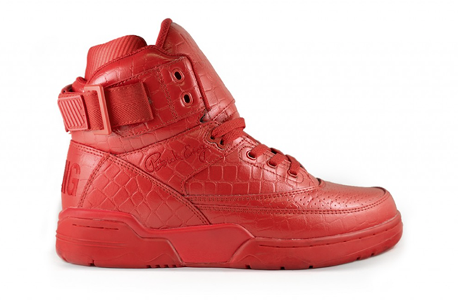 Ewing 33 Hi Croc Red