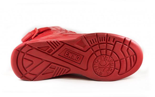 Ewing 33 Hi Croc Red