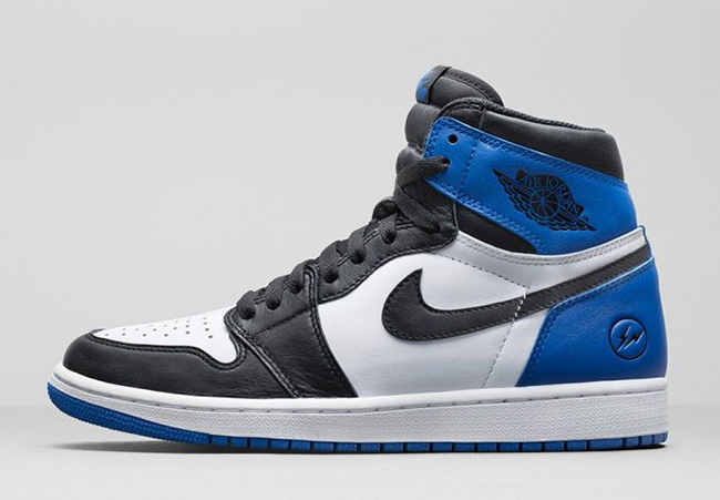 Fragment Air Jordan 1 Marshalls. The Fragment x ...