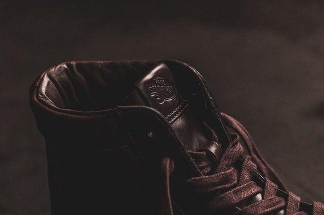 Horween x Vans Vault Holiday 2016 Collection