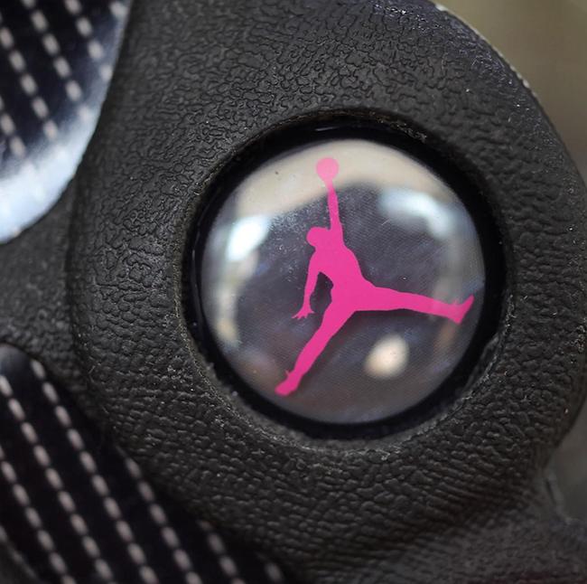 Hyper Pink Air Jordan 13 3M 439358-009