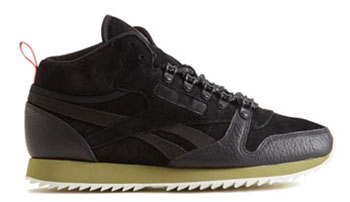 Jackthreads Reebok Classic Leather Ripple Mid
