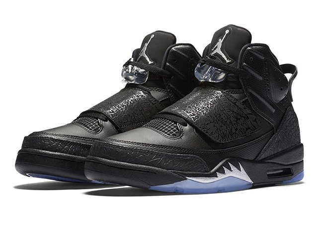 Jordan Son of Mars Black Metallic 2017