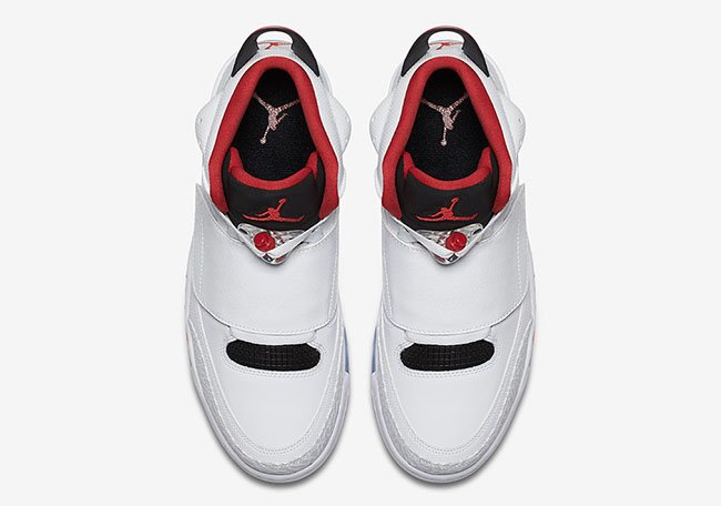 Jordan Son of Mars Fire Red Release