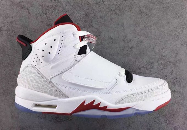 Jordan Son of Mars Fire Red 512245-112