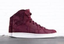 Jordan Westbrook 0.2 Night Burgundy