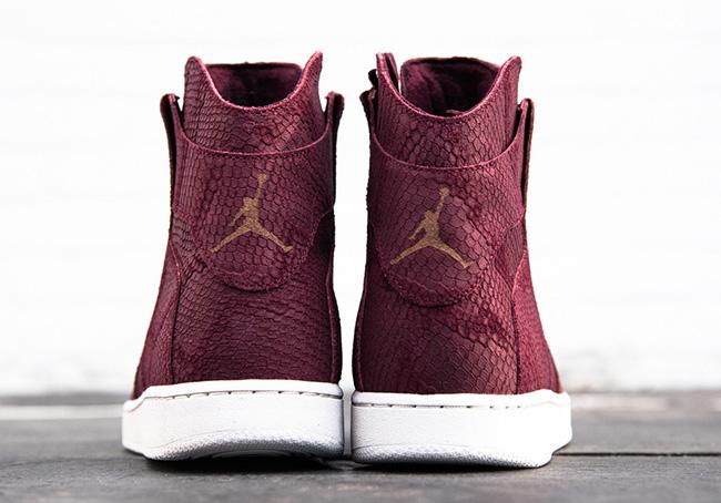 Jordan Westbrook 0.2 Night Burgundy