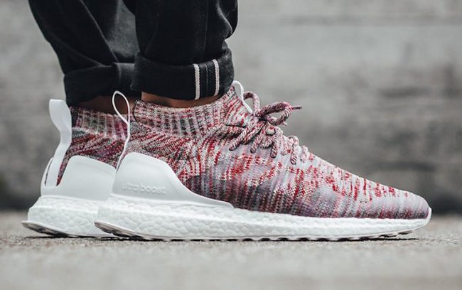new product 2c85d 14d04 Ronnie Fieg adidas Ultra Boost Mid Aspen Multicolor ...