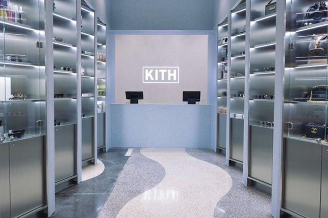 Kith Miami Sneaker Store