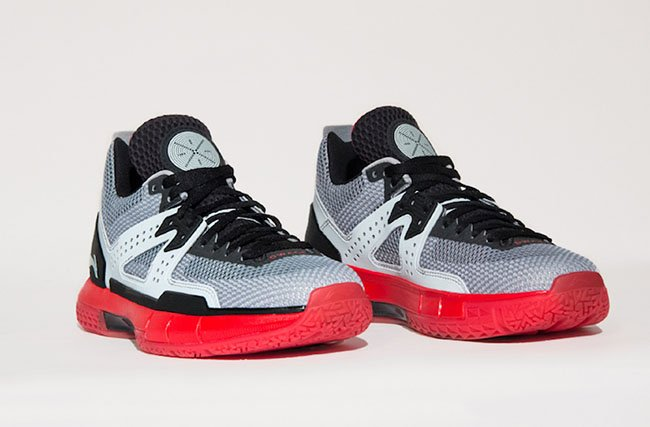 Li-Ning Way of Wade 5 Lava Red Release Date