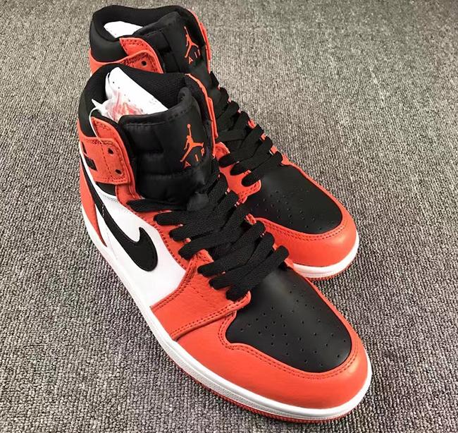 Max Orange Air Jordan 1 Rare Air