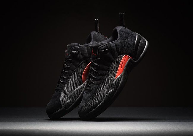 Max Orange Air Jordan 12 Low Retro
