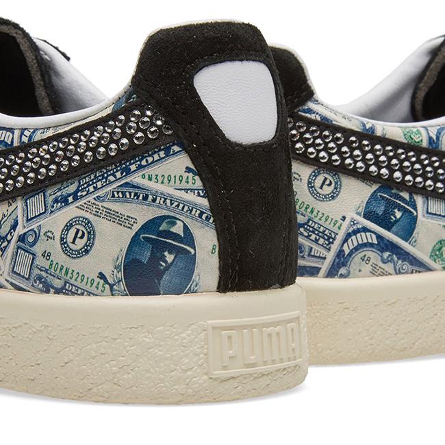 19d5f032370f mita sneakers x Puma Clyde  1000 Bill