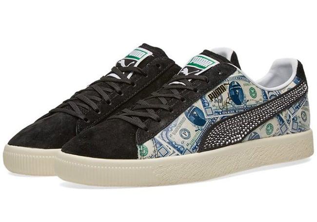 Mita x Puma Clyde '1000$' | More Sneakers