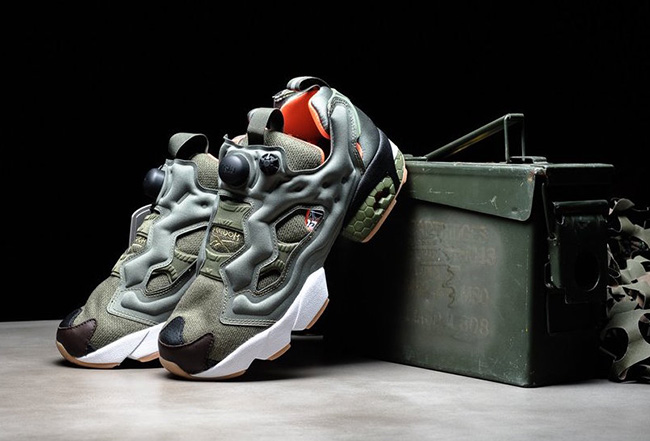 mita x Winiche Co. x Reebok Insta Pump Fury Flight Jacket