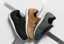 New Balance 696 Deconstructed Winter Collection