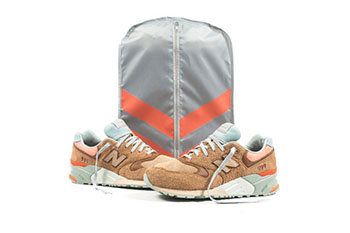 New Balance 999 Packer CML Camel