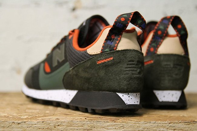 New Balance Trailbuster Re-Engineered Forest Green