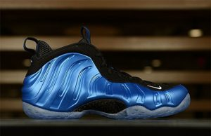 Nike Air Foamposite One Royal Early Release