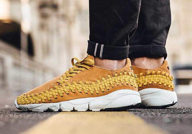 Nike Air Footscape Woven Desert