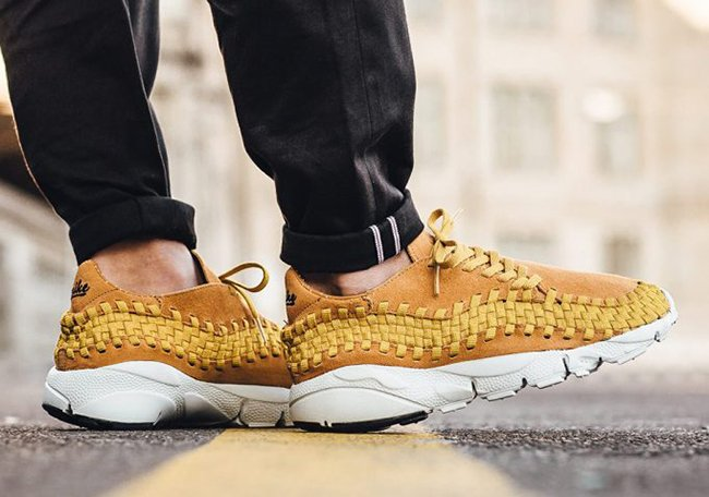 best website a43cb c44ac Nike Air Footscape Woven Desert 875797-700 | SneakerFiles