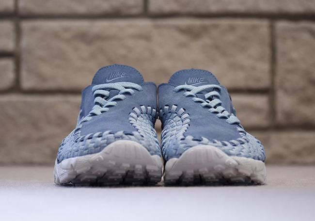 Nike Air Footscape Woven Smoky Blue